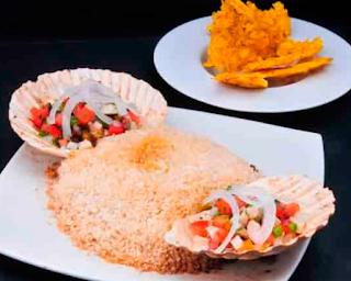 Cocina Ecuatoriana - Cebiche de canchalagua