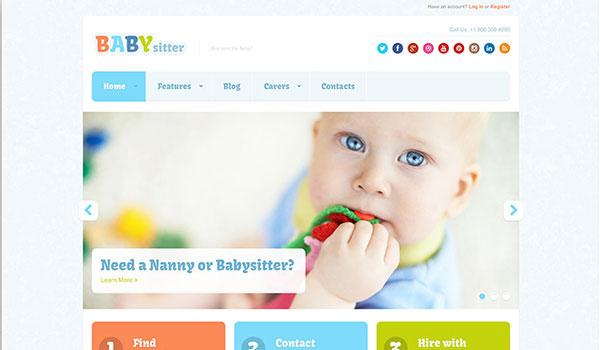 babysitter-responsive-wordpress-theme