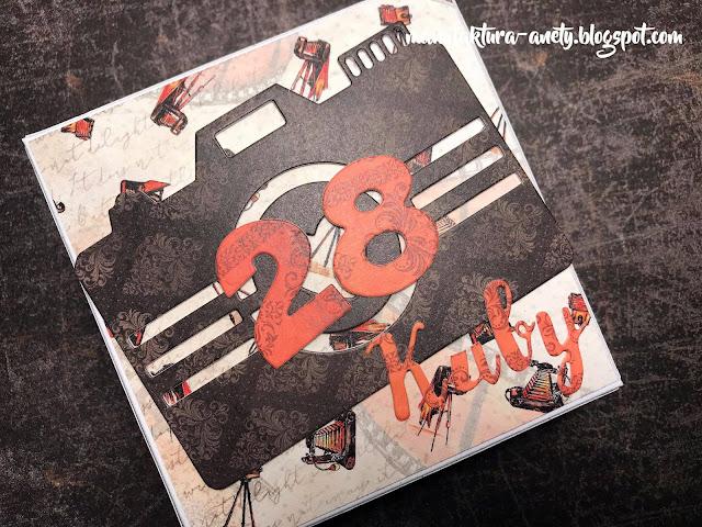 box dla fotografa na 28 urodziny