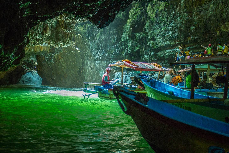 Mengenal Sejarah Objek Wisata Green Canyon Pangandaran Jawa ...