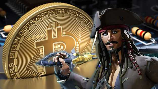 hackers are cheating pirated games to use other people's computers for crypto-mining