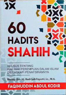 HADITS SHAHIH HAK-HAK PEREMPUAN DALAM ISLAM