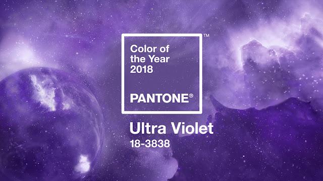 2018 év színe