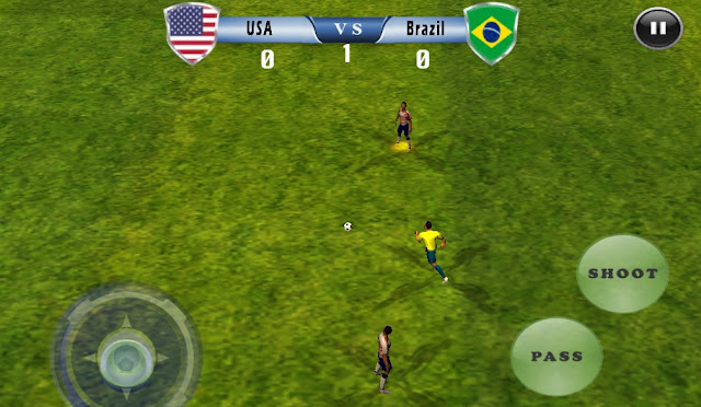 [feature] Soccer Football World Cup Unity 3D Complete Game