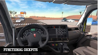 Hallo teman pada kesempatan kali ini aku akan membagikan kepada kalian semuanya sebuah p Truck Simulation 19 Apk 1.5 Mod Data (Full Version Unlocked)