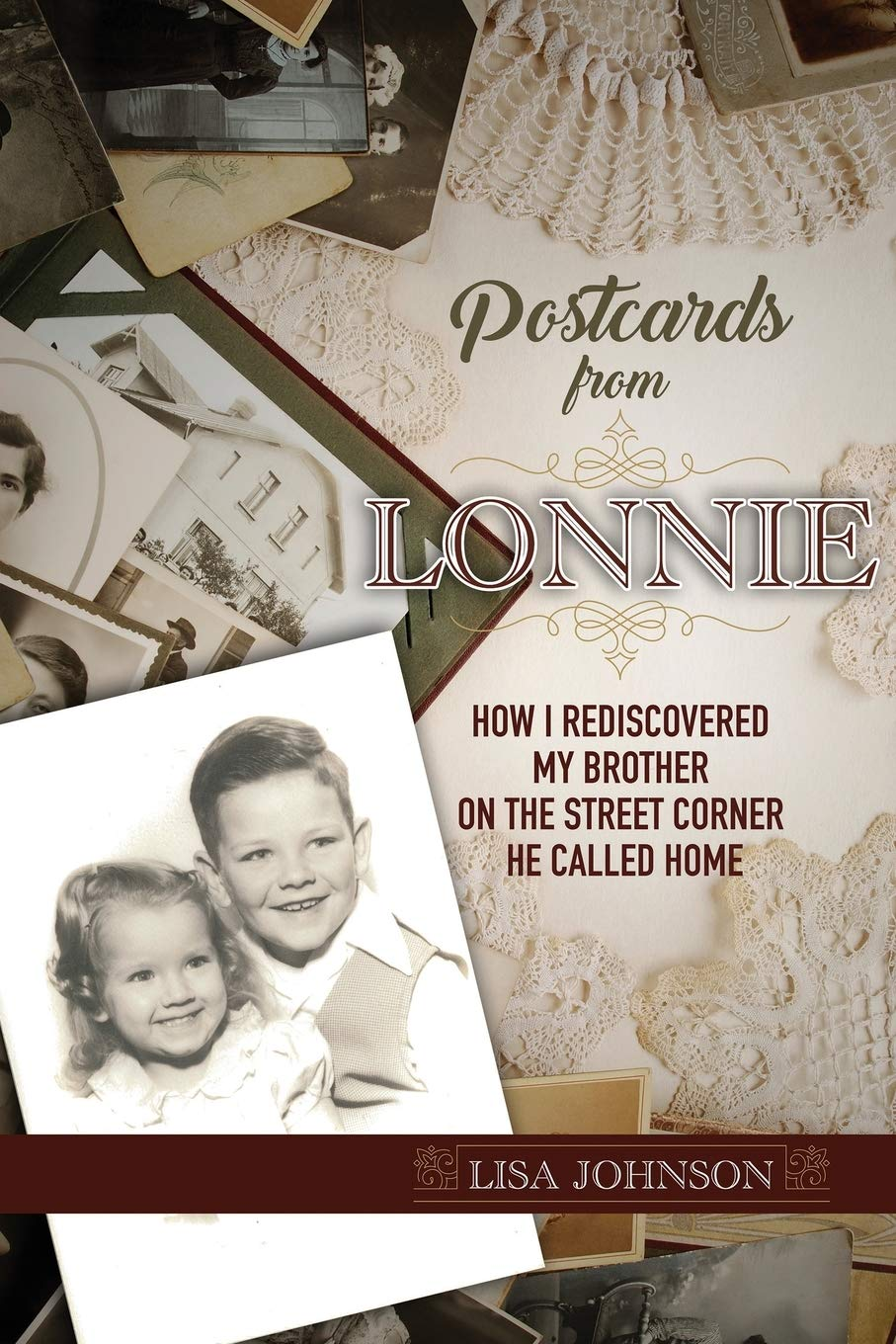 Postcards from Lonnie book cover