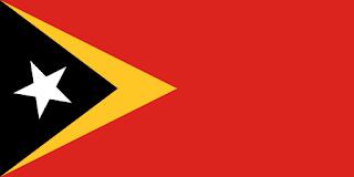 Bendera Timor Leste - Calon negara ASEAN
