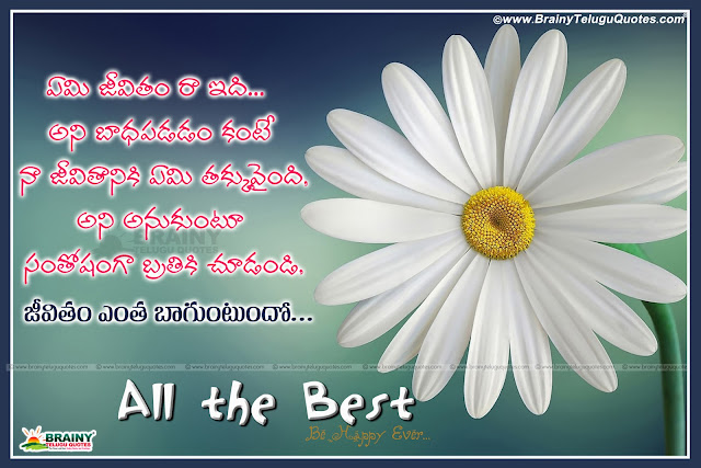 Here is All The Best Quotations for Your Boss in Telugu Language, ALL THE BEST QUOTES Top inspiring All The Best Quotes in Telugu For Exams, Students All The Best Quotes and Messages Greetings Online, Awesome Telugu language All The Best  Thoughts,Best telugu prema kavithalu for sms whatsapp All the best quotes in Telugu,Here is a life Inspiring Comments Quotes Pictures with nice Telugu Images with All the best quotes in Telugu, Daily All the best Telugu Good Inspirational,Telugu New All The Best Quotations. Telugu Nice Best of Luck Quotes in Telugu Font.  All The Best Telugu Exam Quotations Online, Best Telugu  Students Exams All the best Quotes in Telugu Font, Nice Telugu All the best Quotes with Images