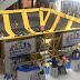 Arena Jump diverte os clientes no Boulevard Shopping BH com camas elásticas gigantes até 30 de abril