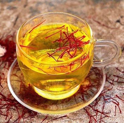 Cách sử dụng Saffron cực đơn giản như món trà nghệ tây lạnh