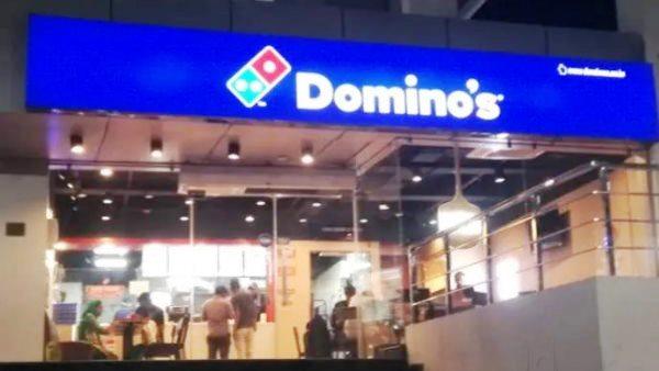 Social media par Domino's ki tweet ko lekar aapas Mein do jagah Bate log