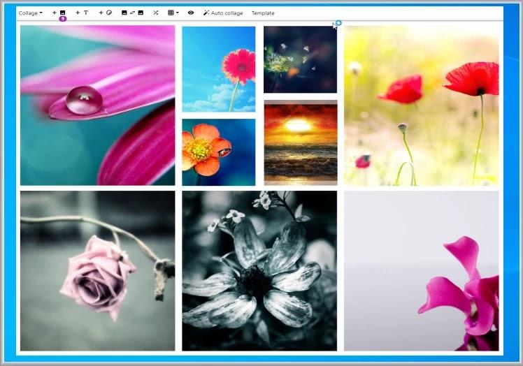 Η καλύτερη Online εφαρμογή για Φώτο κολάζ