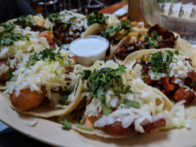 All the tacos from Big Star Chicago: Musings of a Museum Fanatic