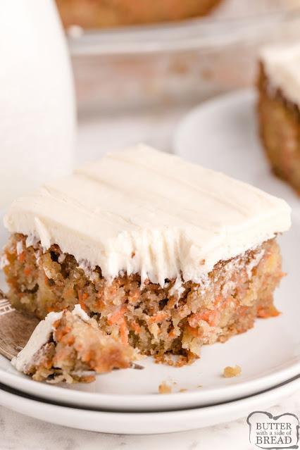 Best Carrot Cake Recipe and Pumpkin Mason Jar Dessert and Much More Inspiration