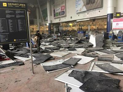 isis terrorist attack in brussels belgium 2016