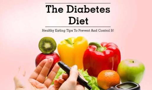Diabetes diet: Healthy Eating Tips
