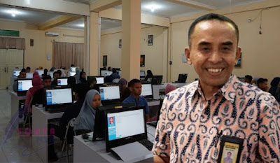 Wakil Rektor I Bidang Akademik Universitas Mataram (Unram) Agusdin, S.E., M.B.A., D.B.A.