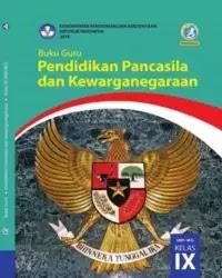 Buku PPKN Guru Kelas 9 k13 2018
