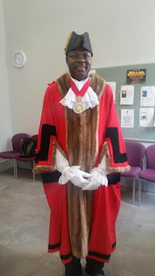 new Mayor of the Royal Borough of Greenwich