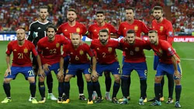 مشاهدة مباراة اسبانيا ومالطة