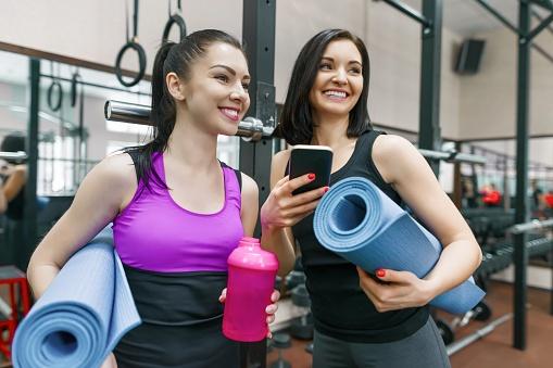 الاستمرار في التمارين الرياضة