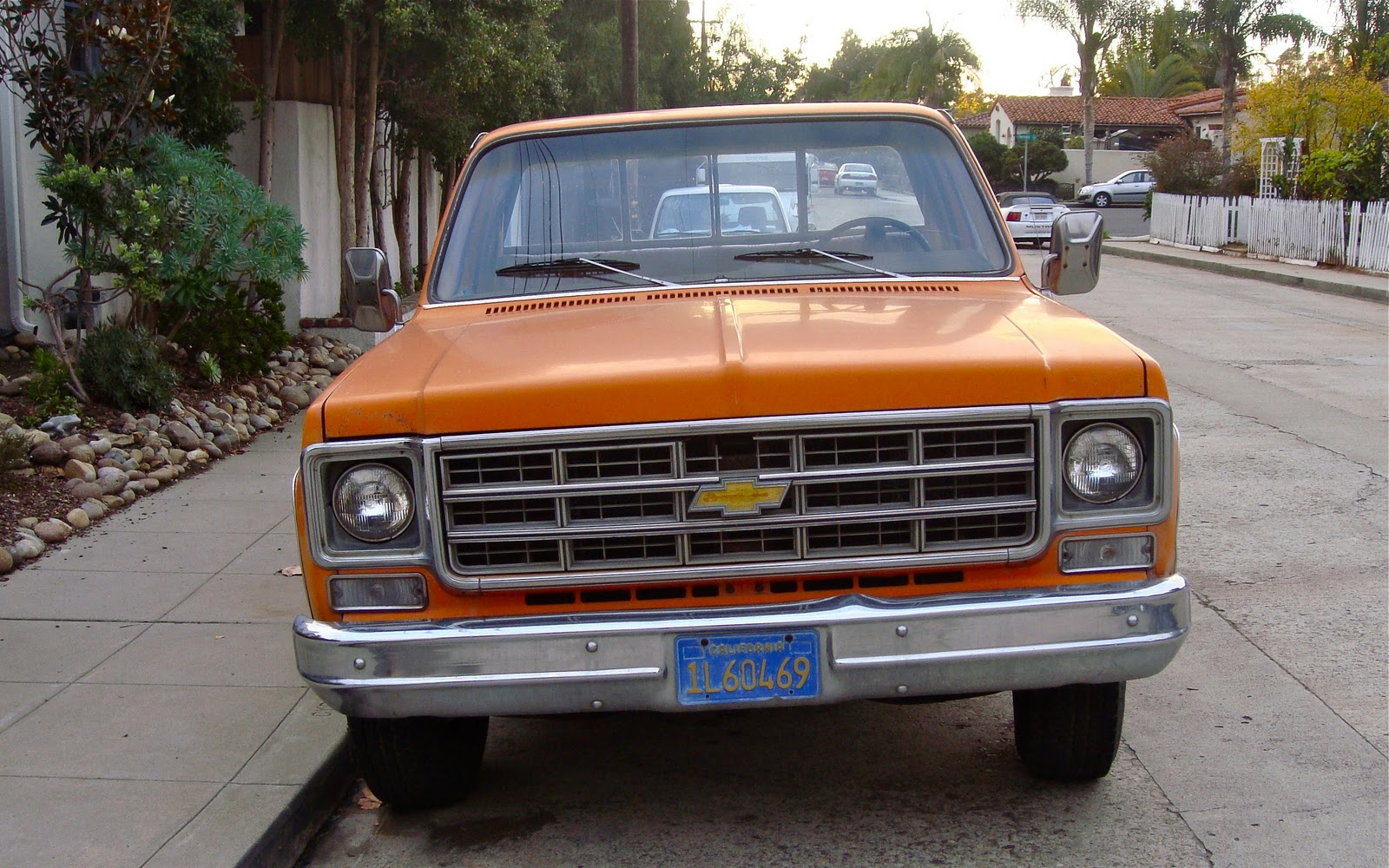 All Chevy c20 chevy : THE STREET PEEP: 1977 Chevrolet C20 Cheyenne
