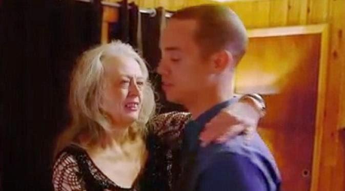 kyle addicted to dating grandmas