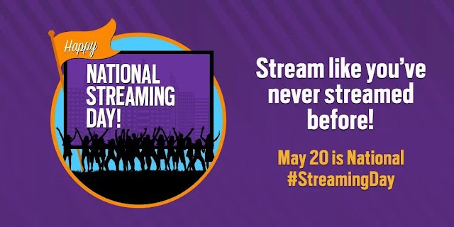 National Streaming Day 20 may 2021| Why we celebrated National Straming Day?
