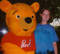 Pooh at Walt Disney World, 1997