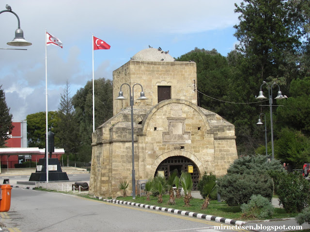 Турецкая Никосия, Киренийские ворота