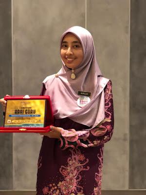 Guru Adiwira Kelantan   Cikgu Liza  SK , Kelantan