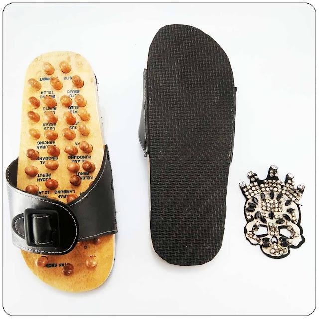 Grosir Sandal Murah || Sandal Kokop Refleksi Rematik