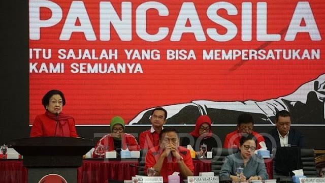 PDIP Tidak Bisa Lagi Dipercaya dalam Urusan Pancasila