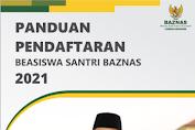 Pendaftaran Beasiswa Santri Baznas 2021
