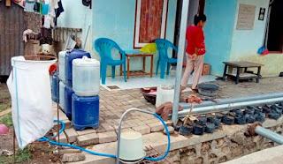 Sejumlah Warga Relokasi Banjir Kadole Menjerit Kesulitan Air, Terancam Balik Rumah