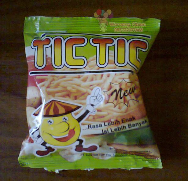 Mie Tic Tic (tokopedia.com)
