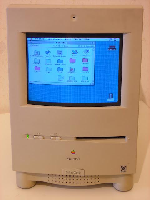 Macintosh Colour Classic