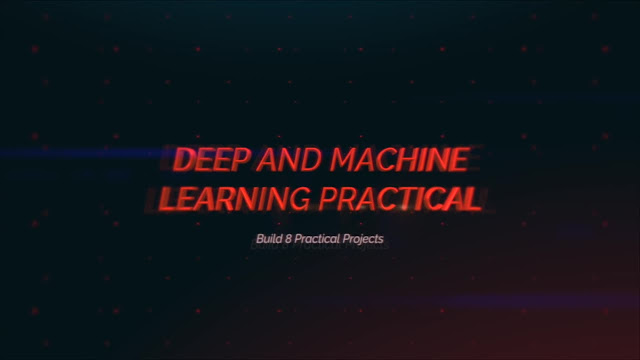 Deep Learning and Machine Learning Practical Workout
