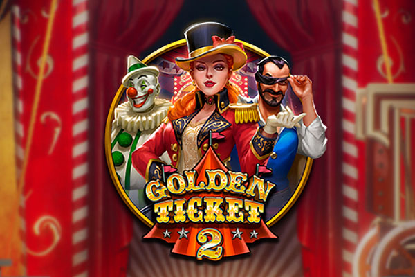 Main Gratis Slot Golden Ticket 2 (Play N GO)