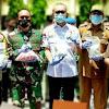 Pangdam Hasanuddin Bersama Kapolda Sulsel Lakukan Pemusnahan Narkotika