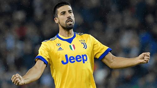 Sami Khedira didatangkan Juventus dari Real Madrid secara Gratis