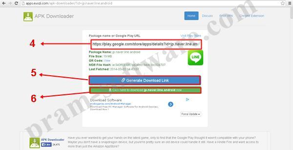 Cara Download File APK di Google Play Store dari Laptop/PC - Duosia