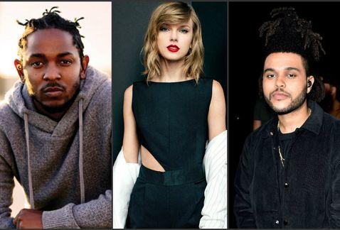 Los premios Grammy 2016 - 16 de febrero