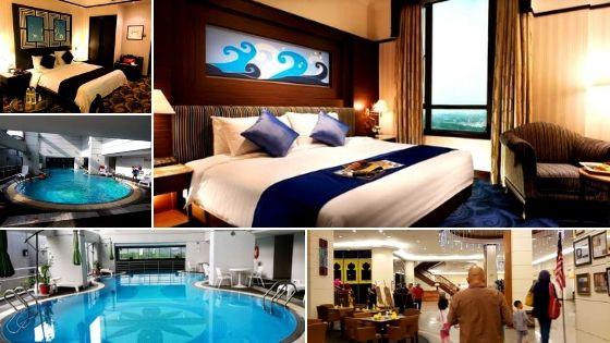 Hotel grand blue wave shah alam kemudahan