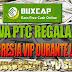 BuxCap Gana Dinero Gratis Por Internet