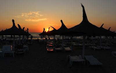 Rasarit de soare la Marea Neagra