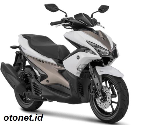 Harga Yamaha Aerox 155 Agustus 2018 Spesifikasi Gambar Review