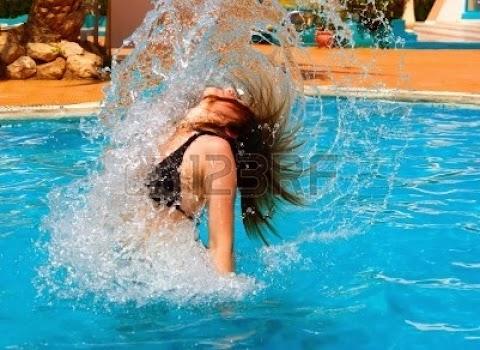 Le jour où j'ai eu rencard à la piscine