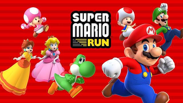 Juega Super Mario Run Gratis