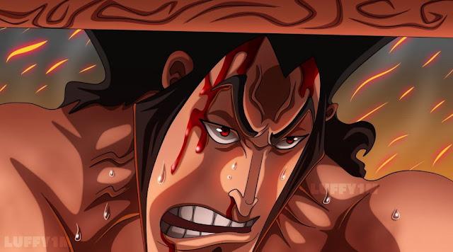 Komik One Piece 973 Spoiler Bocor Parah!